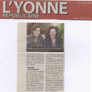 2015 Yonne Republicaine 1