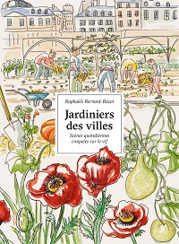 "RBB: book cover ""Jardiniers des villes"""