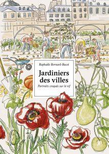 RBB : Couverture du livre Jardiniers des villes
